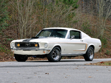 Mustang GT 428 Cobra Jet Fastback 1968 pictures