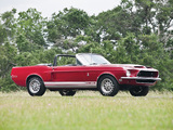 Shelby GT350 Convertible 1968 pictures