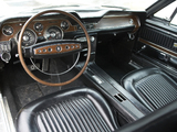 Mustang GT Convertible 1968 pictures
