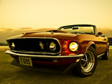 Mustang Convertible 1969 images