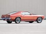 Mustang Mach 1 428 Super Cobra Jet 1969 photos