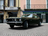 Mustang Coupe 1969 photos