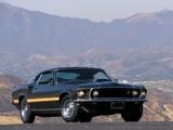Mustang Mach 1 1969 photos