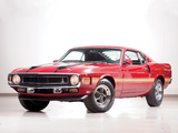 Shelby GT500 1969–70 pictures