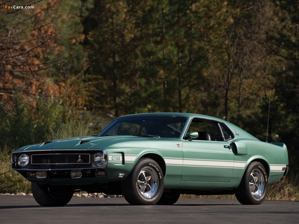 Shelby GT500 1969–70 pictures (1024 x 768)