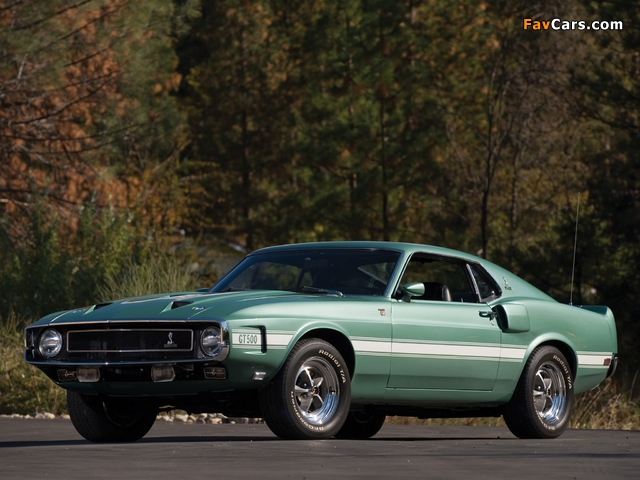 Shelby GT500 1969–70 pictures (640 x 480)