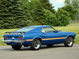 Mustang Mach 1 351 1969 pictures