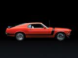 Mustang Boss 302 1970 photos