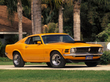Mustang Boss 429 1970 photos