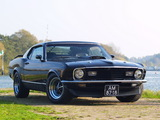 Mustang Mach 1 1970 pictures