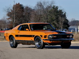 Mustang Mach 1 428 Super Cobra Jet Twister Special 1970 pictures