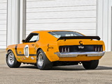 Mustang Boss 302 Trans-Am Race Car 1970 pictures
