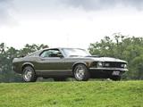 Mustang Mach 1 1970 wallpapers