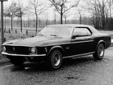Mustang Coupe 1970 wallpapers