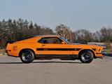 Mustang Mach 1 428 Super Cobra Jet Twister Special 1970 wallpapers