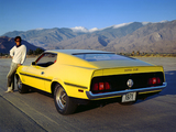 Mustang Boss 351 1971 wallpapers