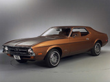 Mustang Coupe 1972 pictures
