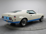 Mustang Sprint Sportsroof 1972 pictures