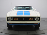 Mustang Sprint Sportsroof 1972 wallpapers
