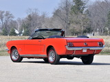 Photos of Mustang Convertible 1964