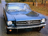 Photos of Mustang Fastback 1965