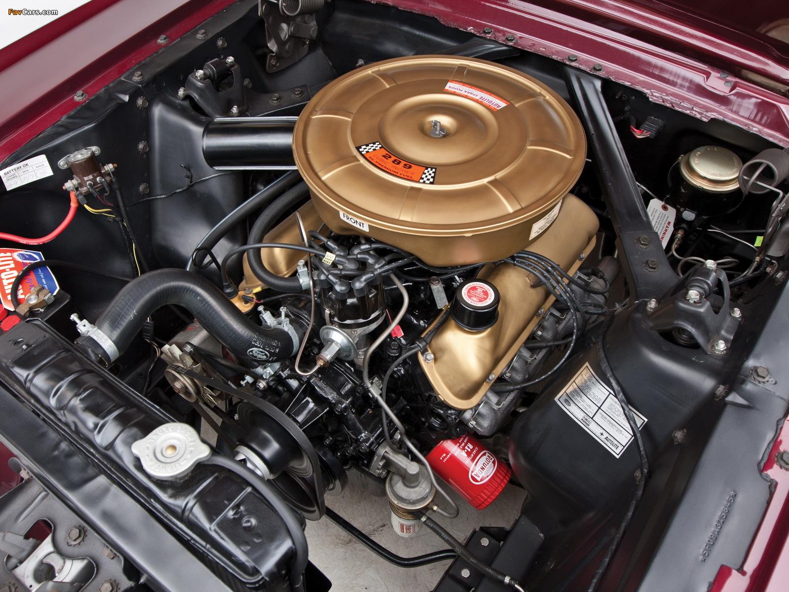 форд мустанг мощность двигателя #10
