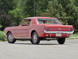 Photos of Mustang Coupe 1965