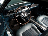 Photos of Mustang Convertible 1966