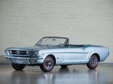 Photos of Mustang GT Convertible 1966