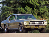 Photos of Mustang Coupe 1967