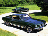 Photos of Mustang GT Fastback 1967