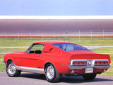Photos of Shelby GT350 1968