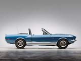 Photos of Shelby GT500 KR Convertible 1968