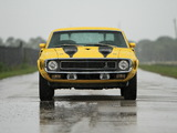 Photos of Shelby GT350 1969–70