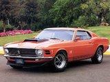 Photos of Mustang Boss 429 1970