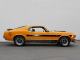 Photos of Mustang Mach 1 351 Twister Special 1970