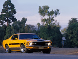 Photos of Mustang Mach 1 428 Super Cobra Jet Twister Special 1970