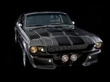 Photos of Mustang GT500 Eleanor 2000–09