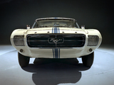 Pictures of Mustang Concept II 1963