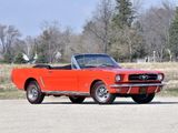 Pictures of Mustang 260 Convertible 1964