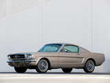 Pictures of Mustang Fastback 1965