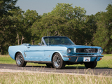 Pictures of Mustang Convertible 1966