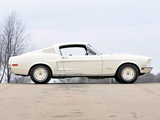 Pictures of Mustang Lightweight 428/335 HP Tasca Car 1967