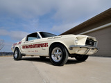 Pictures of Mustang Lightweight 428 Cobra Jet 1968