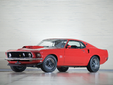 Pictures of Mustang Boss 429 1969