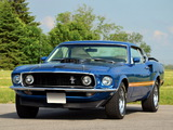 Pictures of Mustang Mach 1 351 1969