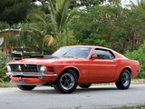 Pictures of Mustang Boss 429 1970