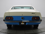 Pictures of Mustang Sprint Sportsroof 1972