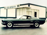 Shelby GT350S Paxton Prototype 1966 wallpapers