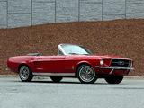 Mustang Convertible 1967 wallpapers